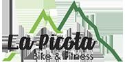 La Picota, Bicicletas y Fitness Logo