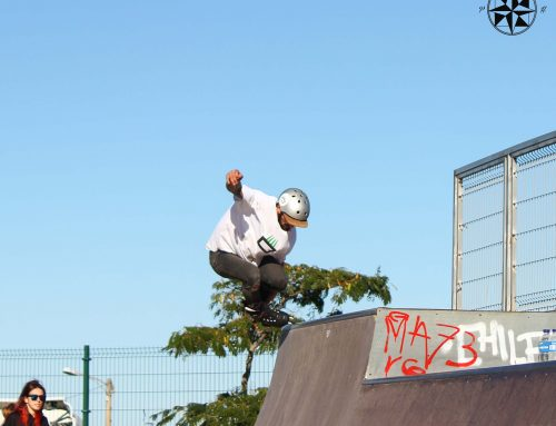 VII Campeonato Inline Agressive Roller en Castro Urdiales